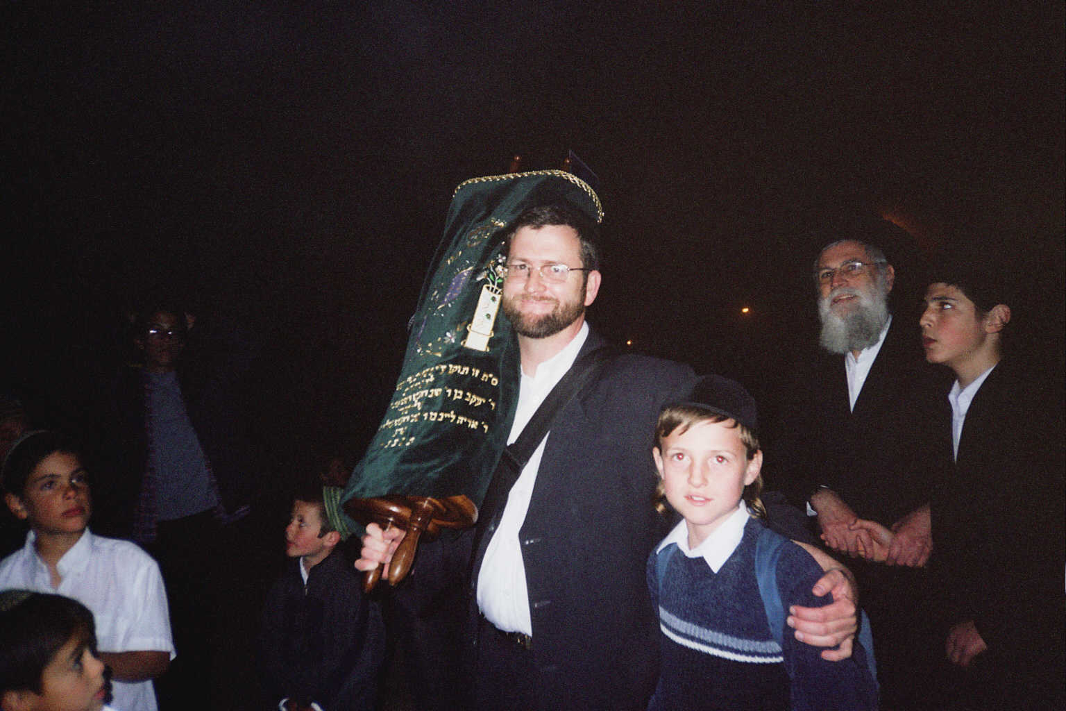 The Sefer Torah Recycling Network